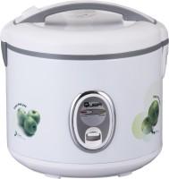 quba R132 A Electric Rice Cooker(1.8 L, White)