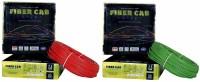 D'mak Fiber-Cab PVC Insulated Wire 2.5 SQ/MM Single Core Flexible Copper Cables for Domestic/Industrial Electric | Electric Wire | | 2.5 sq.mm... 2.5 sq/mm Red, Green 90 m Wire(red, yellow)