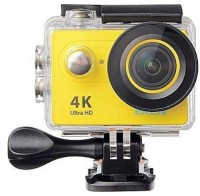 SYSTENE Sport Camera 5 Sport Camera Sports and Action Camera(Yellow, 12 MP)