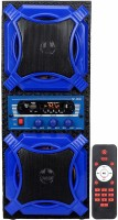 DJ 5000 watt PMPO Double speaker tower Bluetooth - USB - FM - AUX - MMC music system full remote function with super woofer. 4.1 Home Cinema, Tower Speaker(TOWER SPEAKER, Floor Standing Speaker, Home cinema speaker)