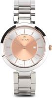 Titan 2480KM01 Analog Watch  - For Women