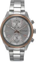 Titan 1733KCA  Analog Watch For Men