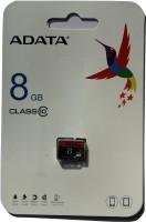 ADATA Class 10 8 GB MicroSD Card Class 10 80 MB/s  Memory Card