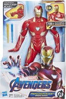 Marvel Avengers: Endgame Repulsor Blast Iron Man 13-Inch-Scale Figure Featuring 20+ Sounds and Phrases(Multicolor)