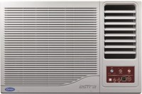 Carrier 1 Ton 3 Star Window AC  - White(12K ESTRA (3 STAR) WRAC AC R22, Copper Condenser)