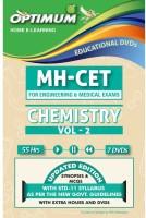 Optimum Educators Educational DVDs CET-Chemistry- Vol-2 Engineering Entrance(DVD)