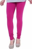 PIXIR Churidar  Legging(Pink, Solid)