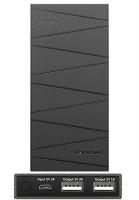 Lenovo 10000 mAh Power Bank (Power Bank, PB500)(Black, Lithium-ion)