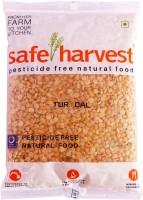 Safe Harvest Unpolished Toor Dal (Split)(500 g)