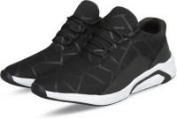 Kenix World Casual Walking Men Shoe Walking Shoes For Men(Black)