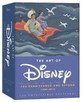 The Art of Disney 2015 Postcard Box(English, Postcard book or pack, Disney)