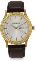 Titan 1650YAD  Analog Watch For Unisex