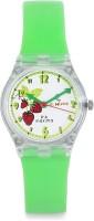 Maxima 04431PPKW Fiber Analog Watch For Kids