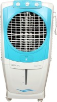 View Surya SLEEK 55 LITRE Room Air Cooler(White, 55 Litres) Price Online(Surya)
