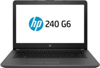 View HP G6 Core i3 7th Gen - (4 GB/1 TB HDD/DOS) 240 G6 Laptop(14 inch, Black, 1.85 kg) Laptop