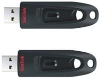 SanDisk ULTRA USB 3.0 2PCS. 32 GB Pen Drive(Black)