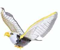 Quinergys ™ Battery Operated Flying Eagle Toy for Kids(Multicolor)