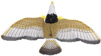 Quinergys ® Electric Plastic Wing Flying Eagle Toy(Multicolor)