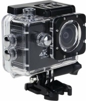 Maupin 4k 4K Action Sports Camera Sports and Action Camera(Black, 16 MP)