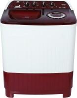 Lloyd 8.5 kg Semi Automatic Top Load Red, White(LWMS85RDB)