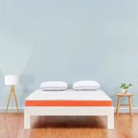 SleepX BRILL by Sleepwell 5 inch Queen PU Foam Mattress