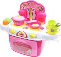 Miss & Chief KITCHEN SET WITH LIGHT & MUSIC
