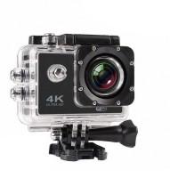 Odile 4k 4k WIFI Ultra HD Waterproof Sports and Action Camera (Black, 16 MP) Sports and Action Camera(Black, 16 MP)
