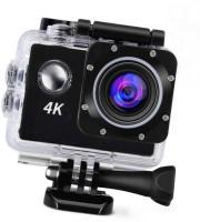 Odile 4kcamera_08 Sports and Action Camera Sports and Action Camera(Black, 16 MP)