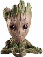 Zesta PVC Groot action figure Marvel Avengers Infinity war Tree Man(Brown)