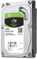 Seagate Barracuda 4 TB Desktop, All in One PC's, Surveillance Systems Internal Hard Disk Drive (ST4000DM004)