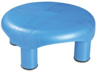 Kuber Industries Bathroom Stool(Blue)