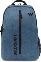 Wildcraft Majestic_Mel 30 L Laptop Backpack(Blue)