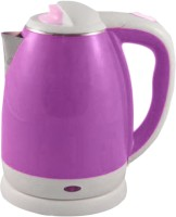 House Of Sensation Colourful ce chinese cooling stainless water electric double wall ss932 kettle Electric Kettle(1800, Pink)