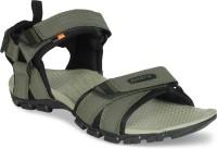 Sparx Sparx Men SS-481 Olive Black Floater Sandals Men Olive, Black Sandals