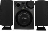 Intex IT-881 U 16 W Laptop/Desktop Speaker(Black, 2.1 Channel)