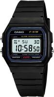 Casio D002 Youth Digital ( F-91W-1Q ) Digital Watch  - For Men