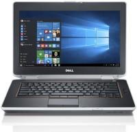 Dell Latitude Core i5 2nd Gen - (4 GB/320 GB HDD/DOS) E6420 Laptop(14 inch, Black)