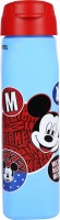 SKI EXPLORER STEEL Bottle With Mickey Art Keep Warm & Cold For Long Time 450 ml Water Bottle(Set of 1, Blue)