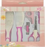 Futaba Newborn Baby Health Care Set-6Pcs-Pink(Pink)