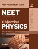 Objective Physics Vol- 1 for NEET(English, Paperback, DC PANDEY)