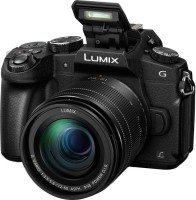 Panasonic Lumix DMC G85M GW Mirrorless Camera Body With 12-60 MM Lens(Black)