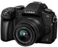 Panasonic Lumix DMC-G85K GW Mirrorless Camera Body with (14-42) Lens(Black)