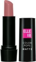 Elle 18 Color Pops Matte Lipstick(N51 Nude Fix, 4.3 g)