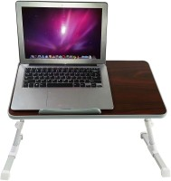 Furn Central Wood Portable Laptop Table(Finish Color - Dark Brown)