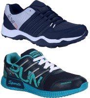 Super Matteress Running Shoes For Men(Multicolor)