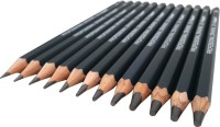 Pindia Graphite Drawing & Sketching Pencils (H 2H F HB B 2B 3B 4B 5B 6B 7B 8B) Pencil(Pack of 12)