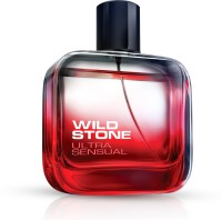 Wild Stone Uitra Sensual Eau de Parfum  -  50 ml(For Men)
