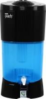 Tata Swach Desire Plus 27 L Gravity Based Water Purifier(Black)