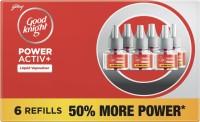 Good Knight Power Active Plus Liquid Mosquito Vaporiser Refill(6 x 45 ml)