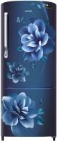 SAMSUNG 212 L Direct Cool Single Door 4 Star Refrigerator(Camellia Blue, RR22R373YCU/HL)